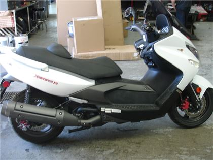 Scooter Kymco Xciting 2008 à vendre