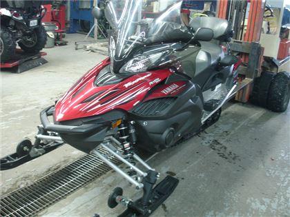 Motoneige Yamaha VENTURE RST 90 2010 à vendre