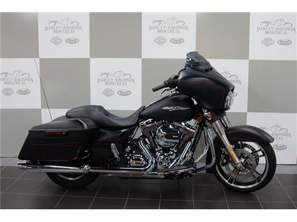 Moto tourisme Harley-Davidson FLHXS 2014 à vendre
