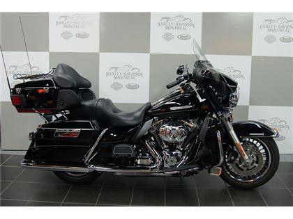 Moto tourisme Harley-Davidson Ultra Limited 2011 à vendre