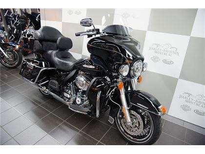 Moto tourisme Harley-Davidson FLHTK 2017 à vendre