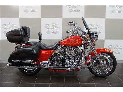 Moto tourisme Harley-Davidson Road 2007 à vendre