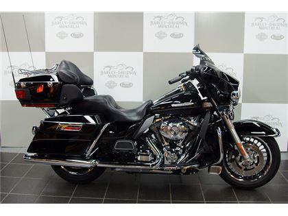 Moto tourisme Harley-Davidson FLHTK 2011 à vendre