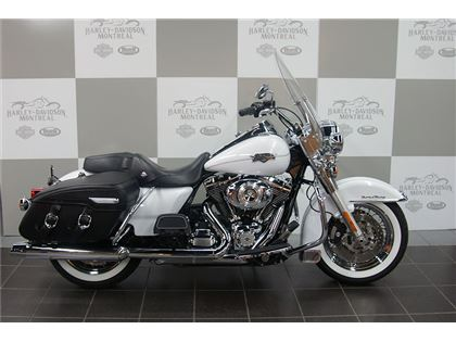 Moto tourisme Harley-Davidson Road 2012 à vendre