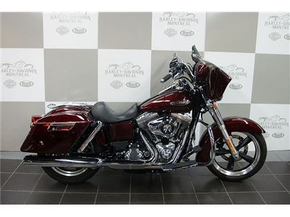 Moto tourisme Harley-Davidson FLD 2015 à vendre