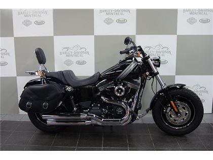 Moto routière/cruiser Harley-Davidson Dyna 2015 à vendre