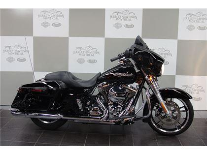Moto tourisme Harley-Davidson FLHX 2016 à vendre