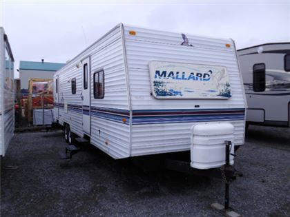 Roulotte Mallard 33Z 1998 à vendre