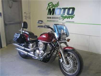 Moto routière/cruiser Yamaha V-Star 1999 à vendre