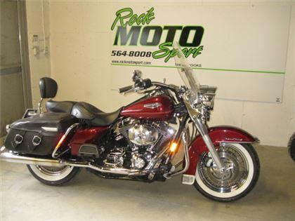 Moto routière/cruiser Harley-Davidson FLHRC 2000 à vendre