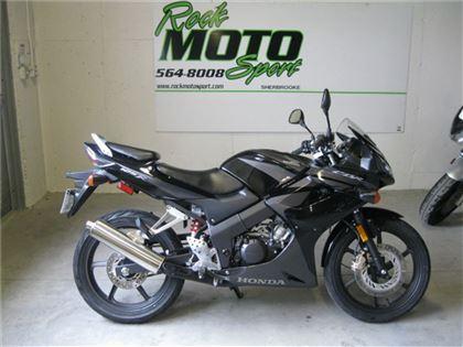 Moto tourisme Honda CBR125 2008 à vendre