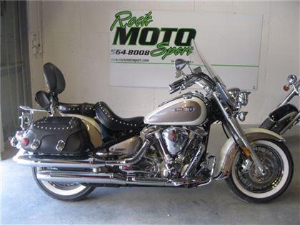 Moto routière/cruiser Yamaha Roadstar 2002 à vendre