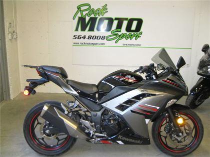 Moto sport Kawasaki EX300AESA 2013 à vendre