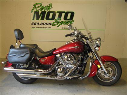 Moto routière/cruiser Kawasaki Vulcan 2003 à vendre