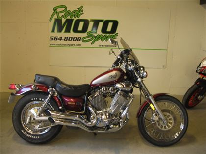 Moto routière/cruiser Yamaha Virago 1994 à vendre