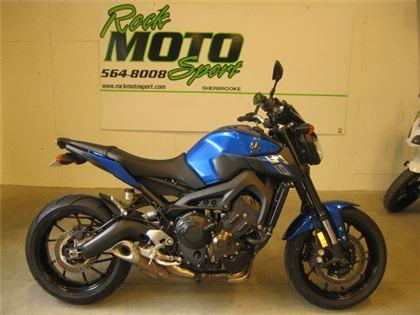 Moto sport Yamaha  2016 à vendre