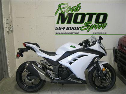 Moto routière/cruiser Kawasaki EX300BEF Ninja 300 2015 à vendre