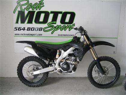 Motocross Kawasaki  2010 à vendre