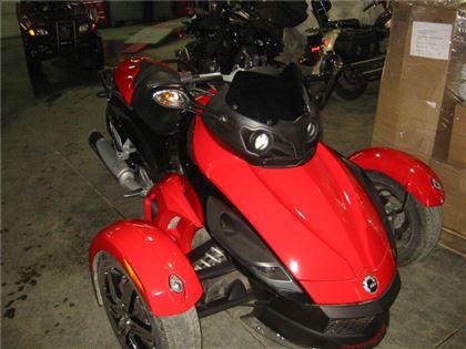 Moto 3 roues Can-Am  2009 à vendre