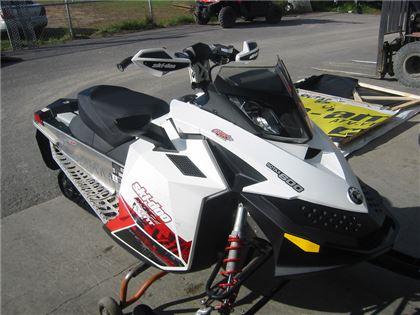 Motoneige Ski-Doo Mxz tnt 600 2010 à vendre