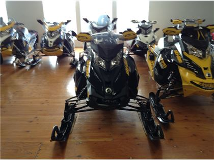 Motoneige Ski-Doo Renegade x 600 etce 2013 à vendre