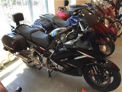Moto tourisme Yamaha  2014 à vendre