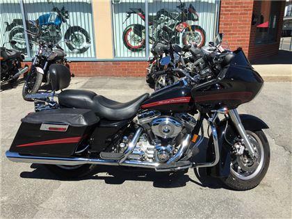 Moto routière/cruiser Harley-Davidson FLTR 2007 à vendre