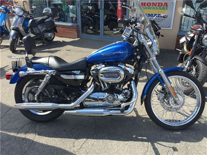 Moto routière/cruiser Harley-Davidson  2007 à vendre