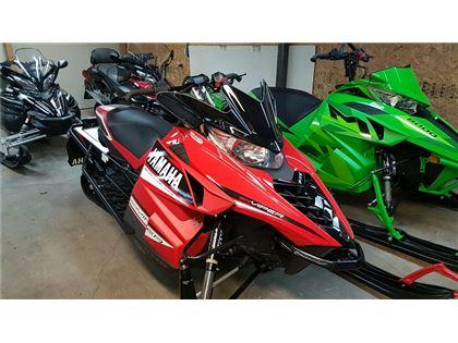 Motoneige Yamaha  2014 à vendre