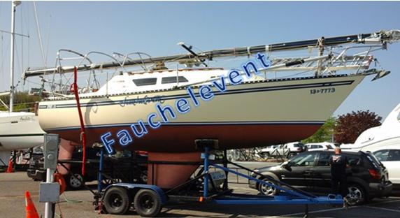 Bateau Spirit Yachts/Glastron  1981 à vendre