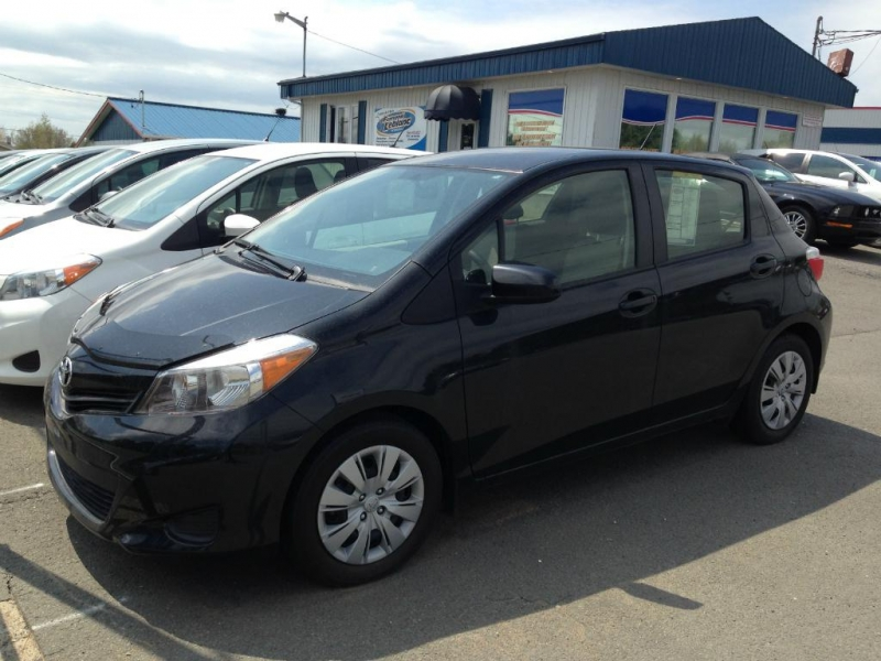 Auto Toyota Yaris 2012 à vendre