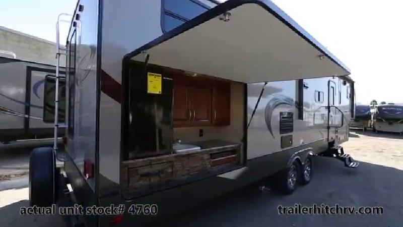 Caravane à sellette Crusader  2015 à vendre
