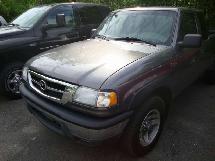 Mazda B4000 4X4 Club Cab 2007