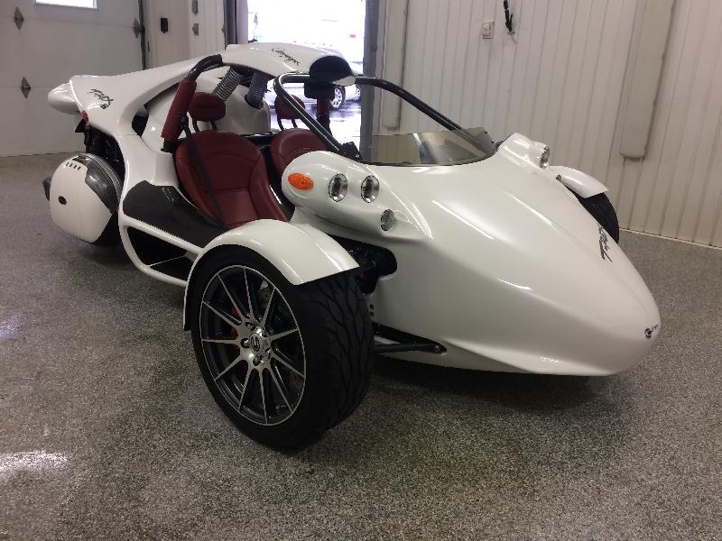 Moto 3 roues Campagna T-Rex 16S 2014 à vendre