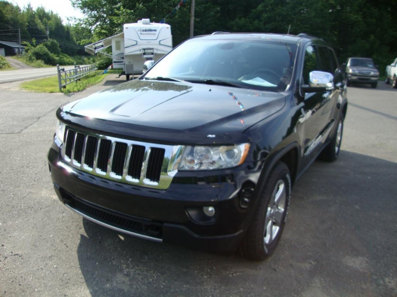 Sport Utility Vehicle Jeep Grand Cherokee 2011 à vendre
