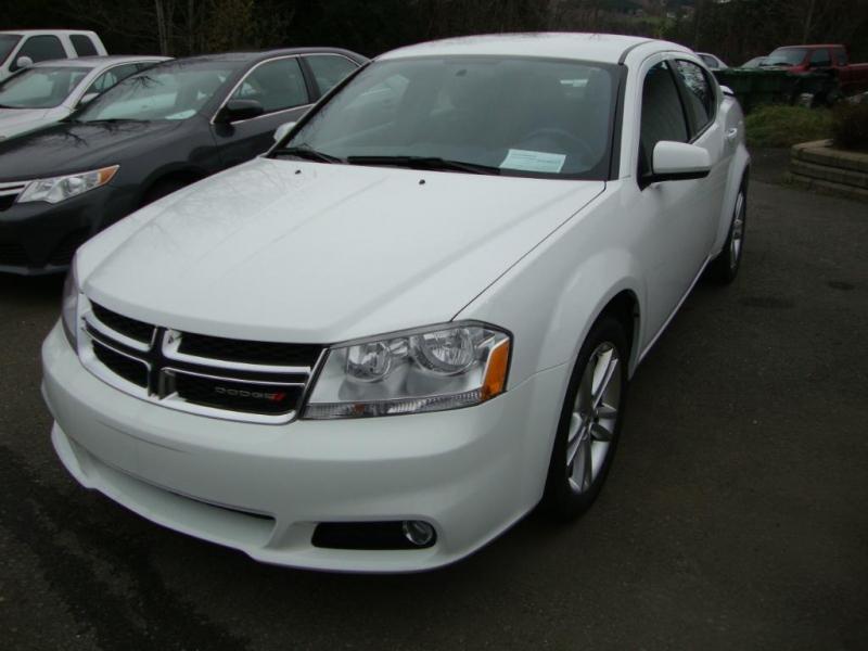 Auto Dodge Avenger 2012 à vendre