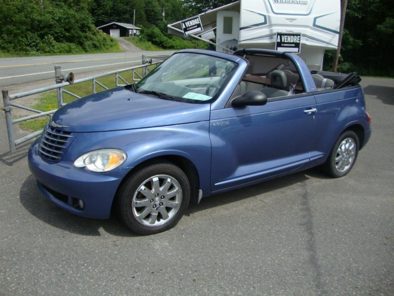 Auto Chrysler PT Cruiser 2006 à vendre