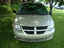 Dodge Grand Caravan Stow N go 2005