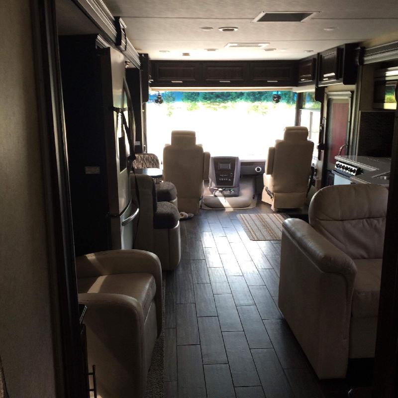 VR Classe A Forest River Georgetown XL 2015 à vendre