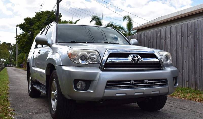 Automobile Toyota 4Runner 2008 à vendre