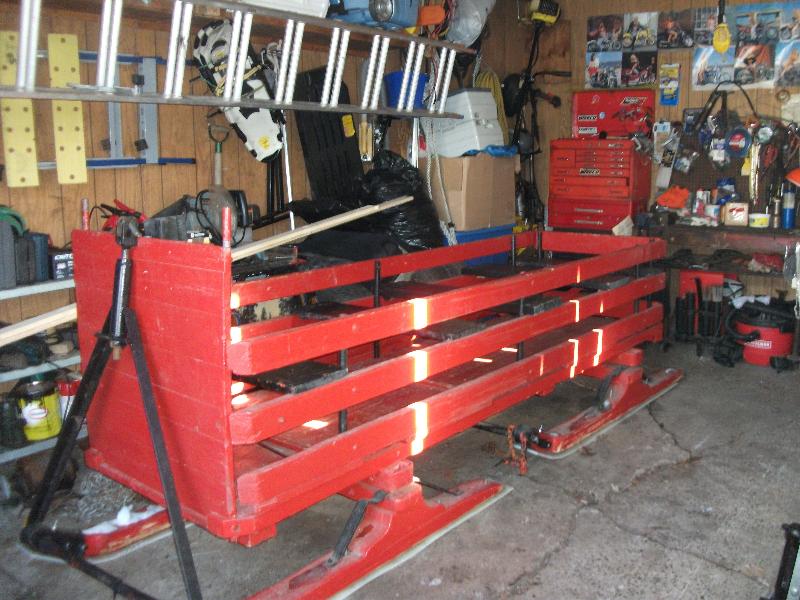 Machinerie Équipement Forestier Adams  2010 à vendre