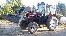 Tracteur de ferme belarus 75 hp impecable