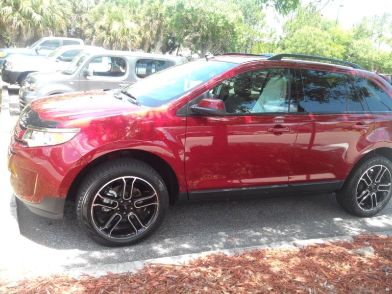 Automobile Ford Edge 2014 à vendre